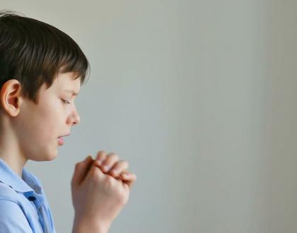 Including Children In the 21 Days of Prayer