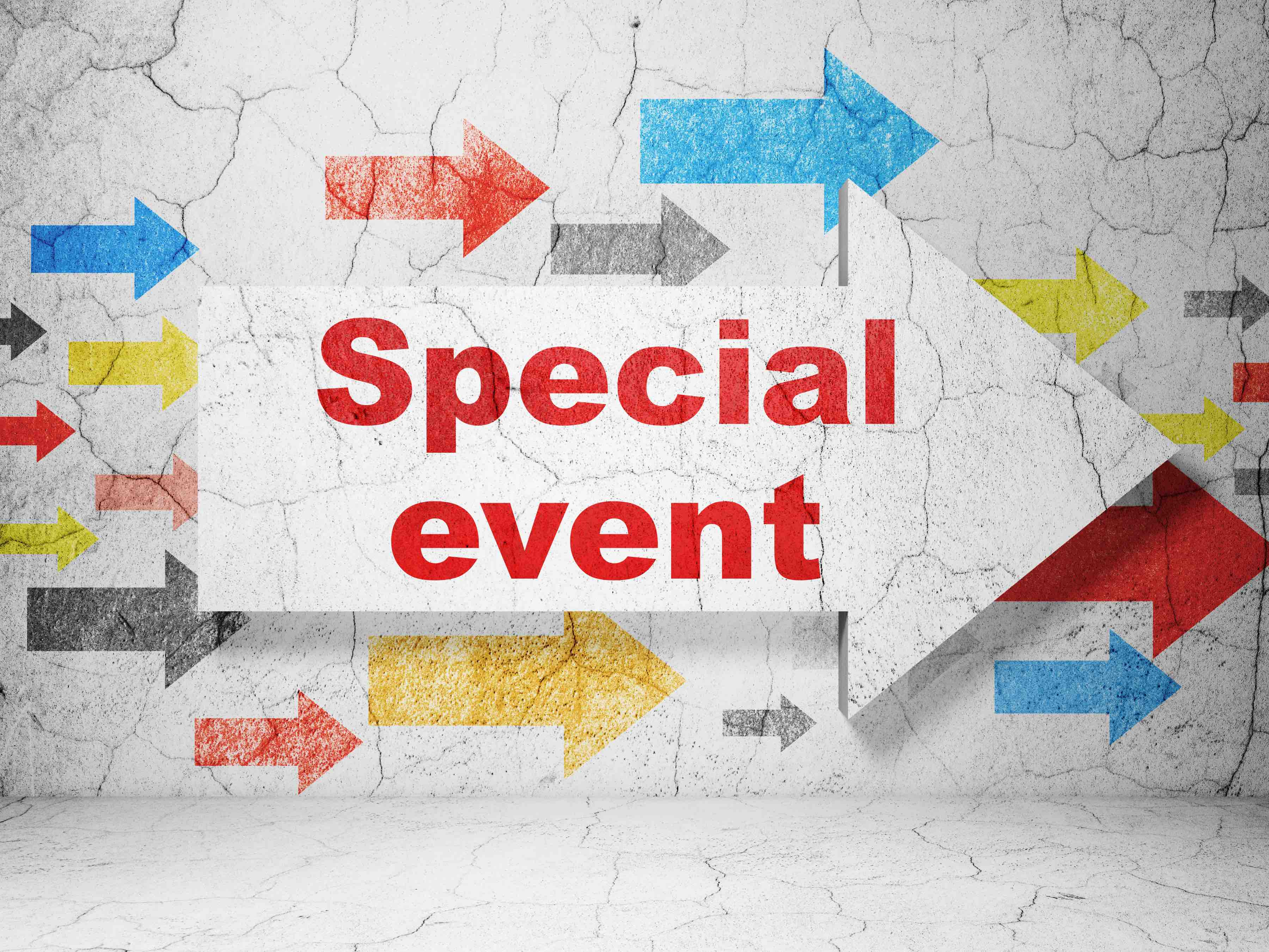 Special Ministry Events