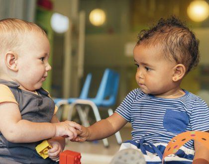 La guardería: El ministerio de niños comienza aquí