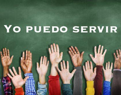Involucrando a los niños en el ministerio y servicio