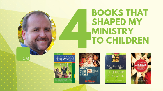 Four Books That Shaped My Ministry