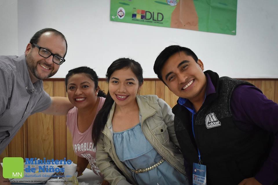 Voluntarios: Se deben reclutar, capacitar, amar y retener