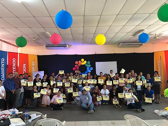 El Ministerio Internacional De Niños Dijo Presente En El Salvador