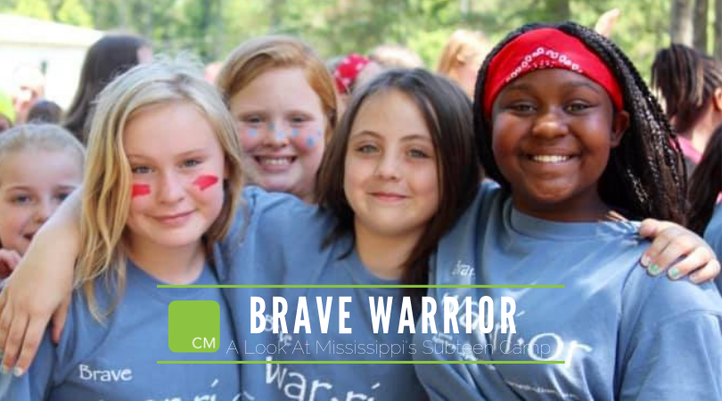 Mississippi's SubTeen Camp: Raising BRAVE Warriors