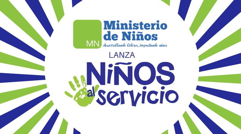 El Ministerio Internacional de Niños lanza Niños al servicio