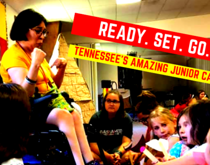 Ready. Set. Go. Tennessee's Amazing Junior Camp