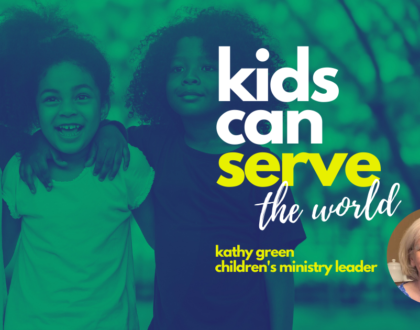 Kids Can Serve Their World!
