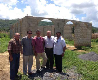 New Local Church Projects in Cuba