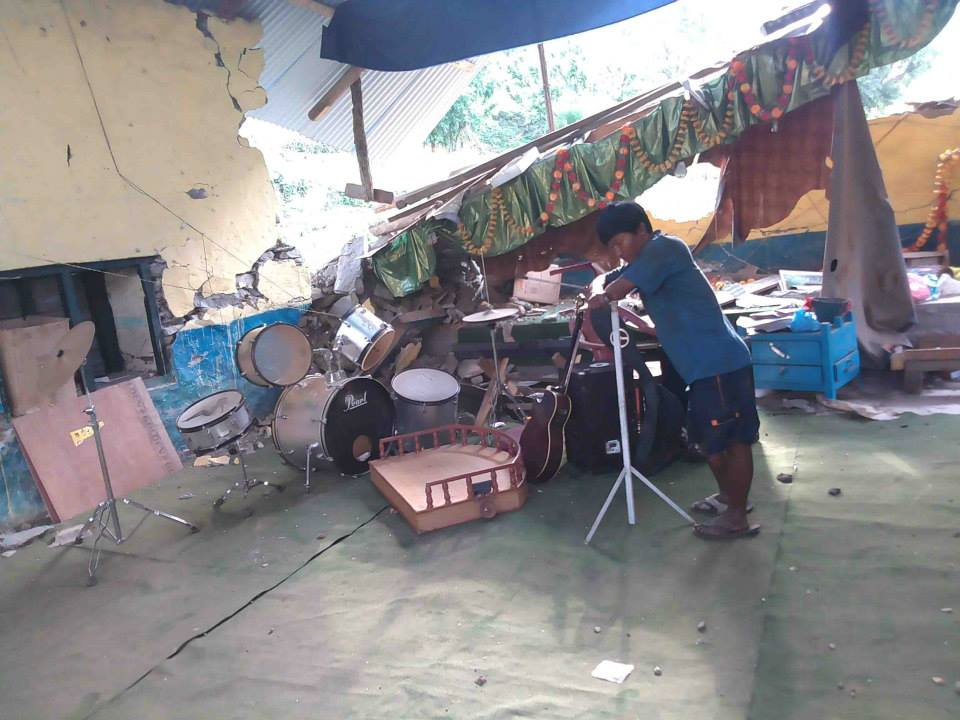 News From Nepal, 15 Churches Destroyed