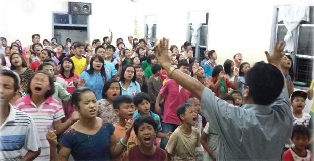 Mission College, Church Plants, and Children's Home in Myanmar