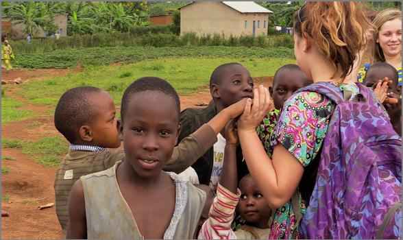 Improvements Made at Rwanda Orphanage