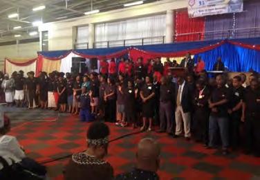 Swaziland : A Season of Open Heaven