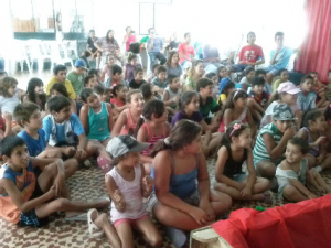 Uruguay, Children's Camp.5 - 2015.06.15