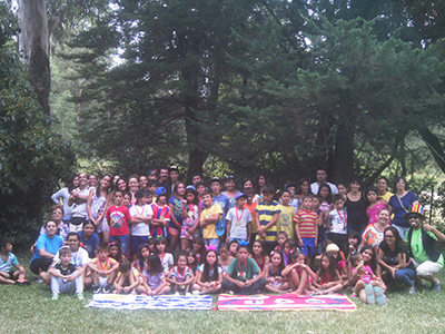 Camping Ministry Touches Children and Youth in Uruguay