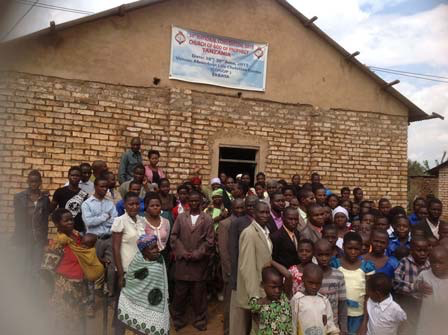 Church Planting Course, Growth, and Construction Projects for Tanzania