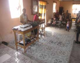 Responding to EBOLA Crisis in Sierra Leone