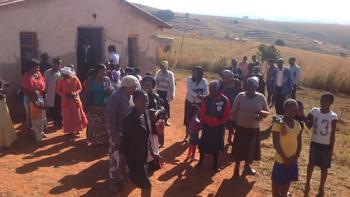 Swaziland, Majovane Building Project.1 - 2015.08