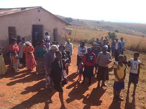 Swaziland Churches Need Your Help