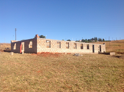 Swaziland, Majovane Building Project.3 - 2015.08