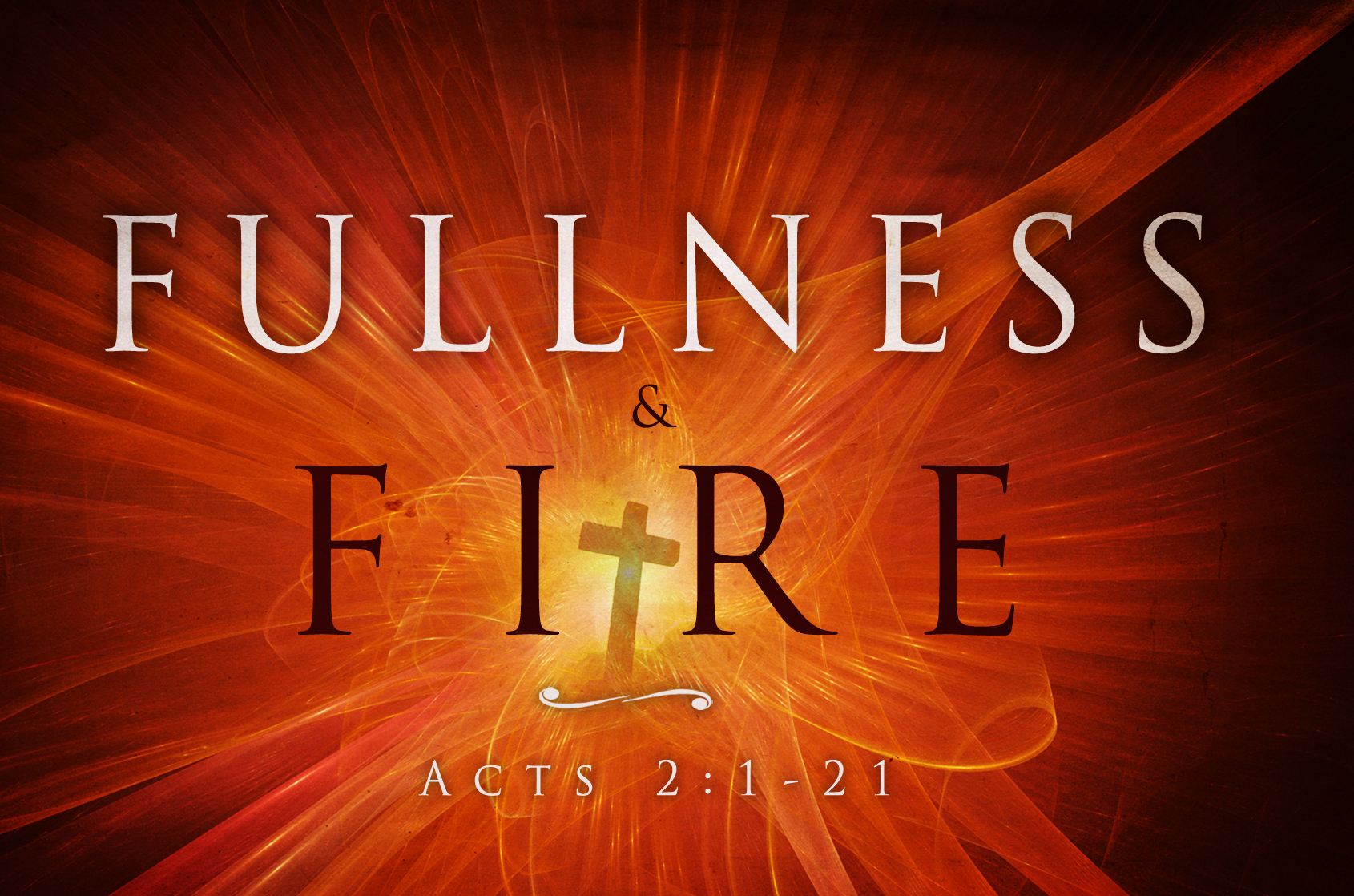 ALL OF GOD'S FULLNESS!