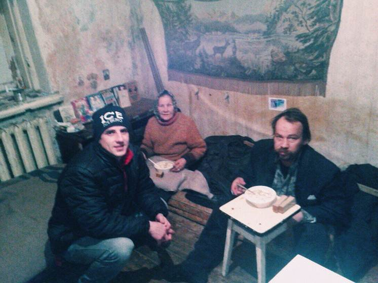 Mogilev Belarus Church Serves Addicts and Ill, Plan to Open Group Home