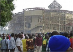 Nigeria Crisis Update.11 - 2015.10.26 - Church Bombing