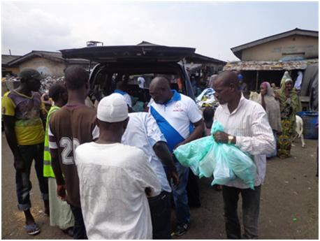 Humanitarian Relief Continues in Nigeria in Spite of Safety Concerns