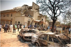 Nigeria Crisis Update.8 - 2015.10.26 - Catholic Church Bombing.2