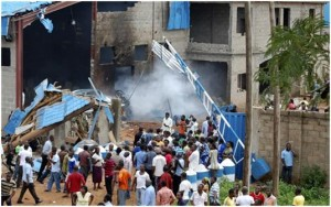 Nigeria Crisis Update.9 - 2015.10.26 - Church Bombing