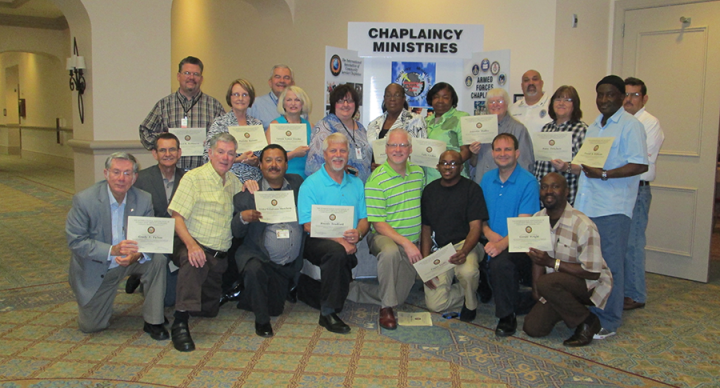 Chaplaincy Training Coming to 99th Assembly