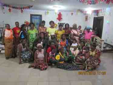 Congo-Brazzaville Conducts Women's Retreat, 21 Reported Saved