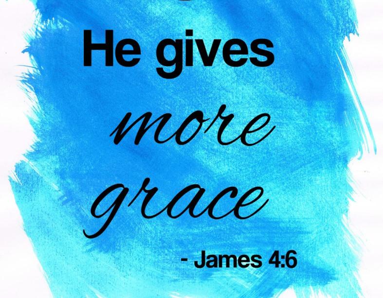 YOUR AMAZING GRACE, JESUS!