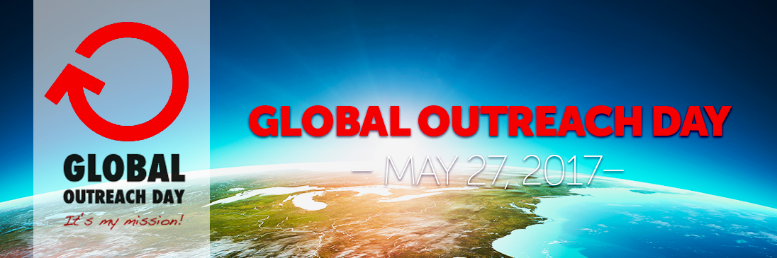 Global Outreach Day | Church of God of Prophecy