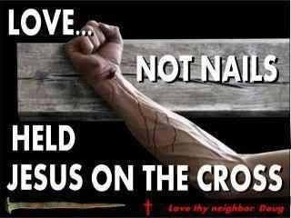 NO CONDEMNATION!
