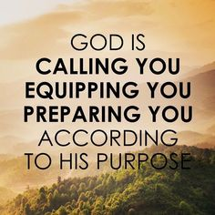08-08-17 Loved One's Devotion EQUIP US LORD!