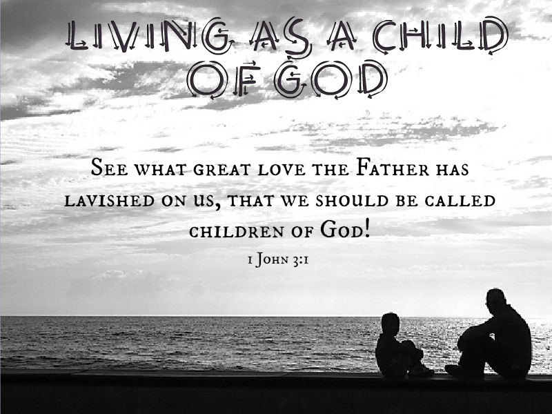 09-04-17 Loved One's Devotion KNOWING OUR FATHER!