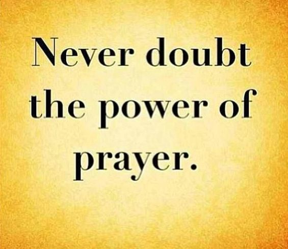 GETTING OUR PRAYERS THROUGH… | Devotions