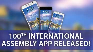 IA 2018 App Released!