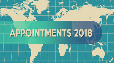 IA2018 Appointments